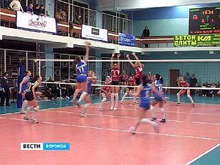 """Подмосковная """"Надежда"""" разгромила воронежских волейболисток"""