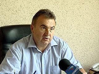Подписал указ об увольнении руководителя Управления ЖКХ