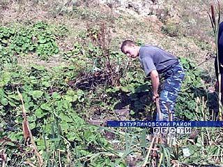 Поиском родников в Бутурлиновке занимаются сами жители