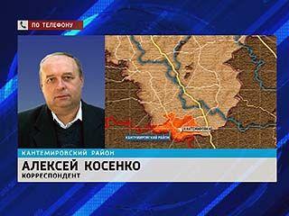 Поле с элитной пшеницей сгорело в Воронежской области