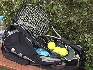 Политические фигуры Воронежа продемонстрировали мастерство в игре в теннис