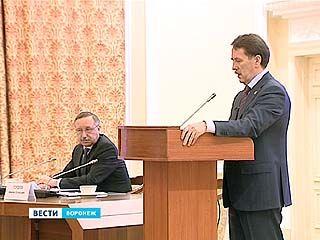 Полпред Александр Беглов и врио губернатора Алексей Гордеев встретились с руководителями воронежских госструктур и силовых ведомств