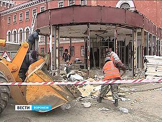 """Популярного на проспекте Революции павильона """"Продукты 24"""" больше нет"""