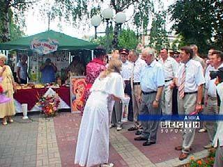 Поселку Анна - 310 лет
