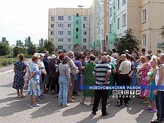 Поселок-фантом обнаружен в Новоусманском районе