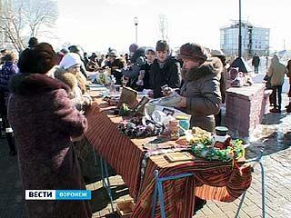 Последний день масленичной недели в Воронеже прошёл с размахом