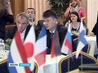 Потенциальные инвесторы в Воронеже налаживают связи и ищут рынки сбыта
