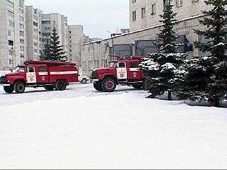 Пожарной части ╧3 исполняется 30 лет