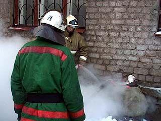 Пожарные боролись с возгоранием в жилом доме на Ворошилова более 3 часов