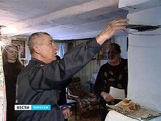 Пожарные проверяют отопление в частном секторе Воронежа