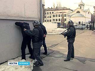 Правоохранители отработали задержание преступников на особо охраняемых объектах