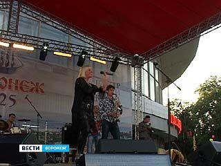 Праздничные мероприятия, посвященные 425-летию Воронежа, уже стартовали