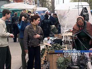 Предложение борисоглебской администрации очистить улицы рыночники восприняли в штыки