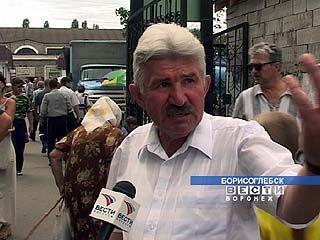 Предприниматели из Борисоглебска будут отстаивать свои интересы до конца