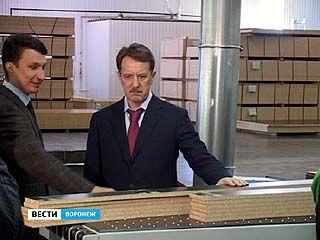 "Предприятие ""Ангстрем"" посетил губернатор Алексей Гордеев"