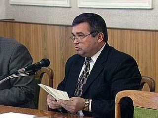 Председатель Избиркома Воронежской области стал орденоносцем