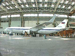 Представители президента будут летать на воронежском самолете