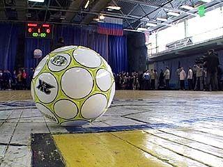 Представители СМИ сразились в турнире по мини-футболу
