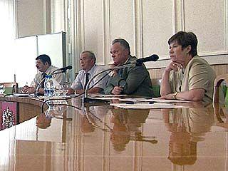 Предстоящую с/х перепись обсудили в обладминистрации