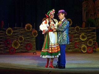 Премьерный показ мюзикла состоялся в Театре оперы и балета