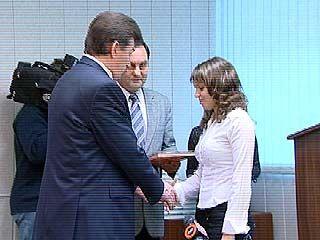 Премии в области охраны окружающей среды вручили в Воронеже
