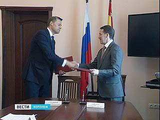 """Президент """"Tele2 Россия"""" и губернатор подписали соглашение о сотрудничестве"""