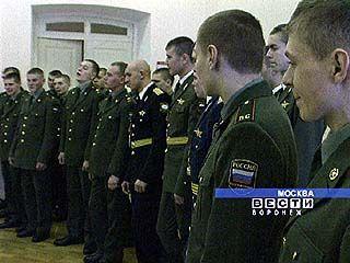 Президентский полк - эталон Вооруженных Сил