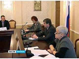 При главе Воронежа прошло итоговое заседание Общественного совета по развитию ЖКХ