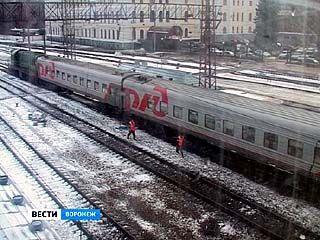 Причиной столкновения тепловоза и пассажирского поезда стал разлад в семье машиниста