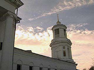 Продолжается восстановление Казанского храма в Павловске