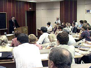Продолжит работу семинар методистов нотариальных палат