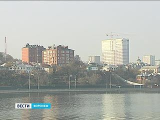 Проект планировки центра Воронежа ещё не готов