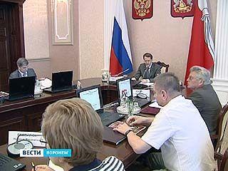 Проект социально-экономического развития Воронежской области до 2016 года одобрен