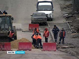 Проезд по улице Донской - запрещён