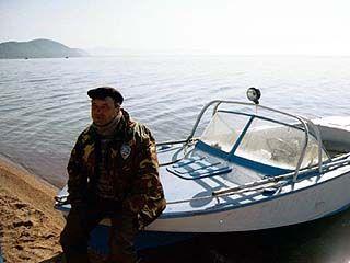Профессиональный праздник отмечают охранники рыбных богатств России