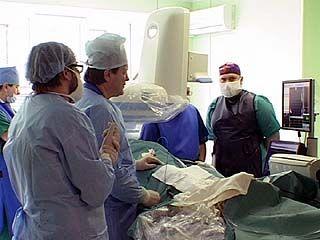 Профессора из центра Бакулева проводят операции в Воронеже