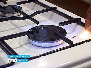Программа газификации Панинского района на этот год завершена досрочно