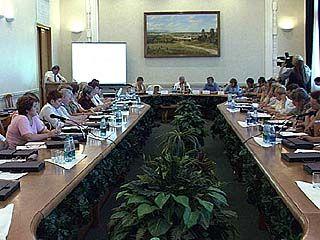 Программу развития 4-х районов области обсудят в Воронеже