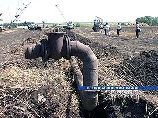 Прокуратура не может помочь крестьянам Петропавловского района