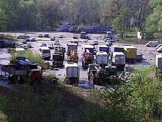 Прокуратура потребовала снести автостоянку в парке Динамо
