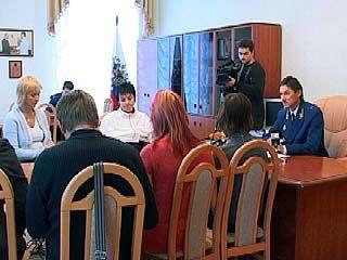 Прокурор Воронежской области встретился с журналистами