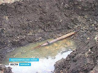 Проложить трубы в хуторе Солёный чиновники предложили вскладчину с местными жителями