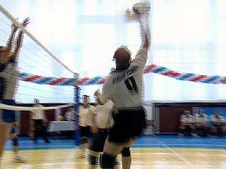 Прошел финал областной спартакиады по волейболу среди госслужащих
