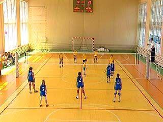 Прошел волейбольный турнир на призы Ирины Макогоновой