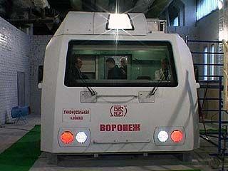 Прошла презентация кабины локомотива из стеклопластика