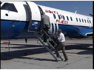 Пьяных на борту самолета будут наказывать штрафом до 5.000 рублей