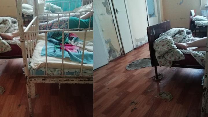 Воронежские медики прокомментировали фото «адского» детского отделения райбольницы