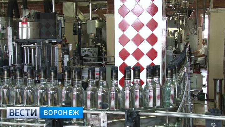 Глава региона раскритиковал работу ликёро-водочного завода в Воронежской области