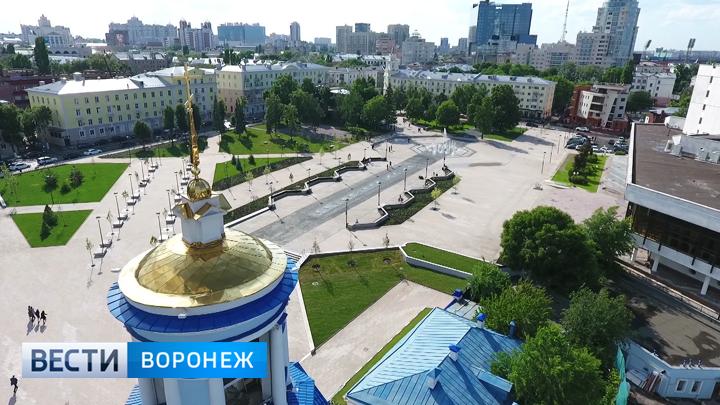 Эксперты нашли недостатки в реконструкции Советской площади в Воронеже