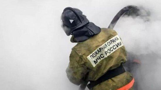 Спасатели эвакуировали 20 человек из горящей пятиэтажки в Воронеже
